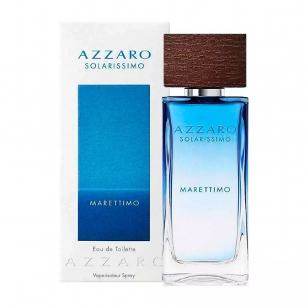 Apa de toaleta Azzaro Solarissimo Marettimo 75 ml, barbati, Lemnos - Acvatic [1]