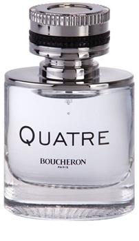 Apa de toaleta Boucheron Quatre pour Homme 50 ml, barbati, Lemnos - Floral - Mosc [0]