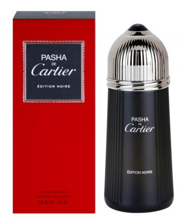 Apa de toaleta Cartier Pasha Edition Noire 150 ml, barbati, Lemnos - Aromatic [1]