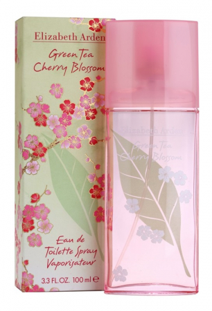 Apa de toaleta Elizabeth Arden Green Tea Cherry Blossom 100 ml, femei, Floral - Lemnos - Mosc [1]