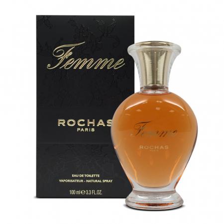 Apa de toaleta Rochas Femme 100 ml, pentru femei [1]