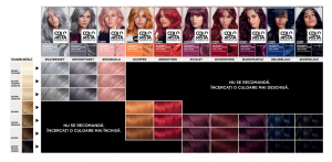 Colorista Vopsea gel permanenta 204 ml, nuanta ROSE GOLD8