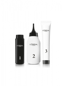 Colorista Vopsea gel permanenta 204 ml, nuanta VIOLET [3]