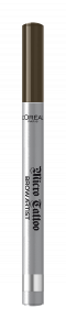 Creion de sprancene cu varf tip carioca L`Oreal Paris Brow Artist Micro Tattoo 108  Warm Brunette [0]