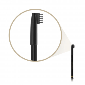 Creion de sprancene Max Factor, 001 Ebony, 1.5 g4