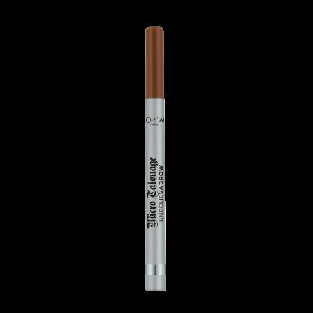 Creion De Sprancene Unbelieva Brow Micro Tatouage,105 Brunette 5g