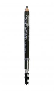 Creion pentru definirea sprancenelor Maybelline Master Shape Brow, Deep Brown0