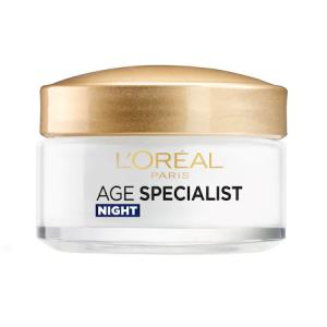 SET 1+1 GRATUIT Crema antirid de noapte L`Oreal Paris Age Specialist 55+2