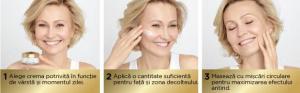 Pachet 2x Crema antirid de zi L'Oreal Paris Age Specialist 35+5