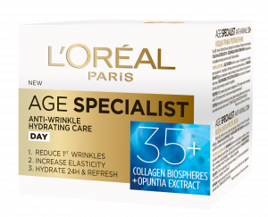 Crema antirid de zi L`Oreal Paris Age Specialist 35+0