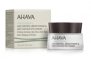 Crema contur de ochi, antirid si antioboseala, Ahava, 15 ml1
