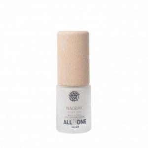 Crema contur de ochi BIO revitalizanta cu acid hialuronic pentru barbati All In One Naobay 15 ml0