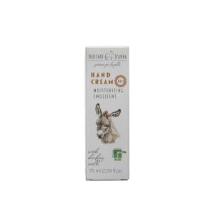 Crema de maini cu lapte de magarita BIO La Dispensa 75 ml2