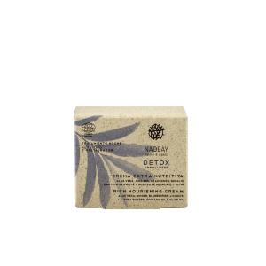 Crema extra nutritiva Detox Naobay 50ml2