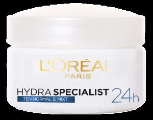 Crema hidratanta de fata Hydra Specialist, pentru ten normal si mixt [1]