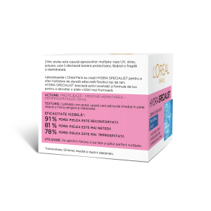 Crema hidratanta de fata Hydra Specialist, pentru ten normal si mixt [3]
