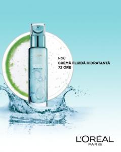 Crema L`Oreal Paris Hydra Genius cu apa de aloe pentru ten normal si mixt, 70 ml5