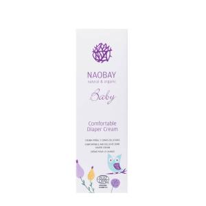 Crema organica emolienta impotriva iritatiei de scutec Naobay 100 ml2