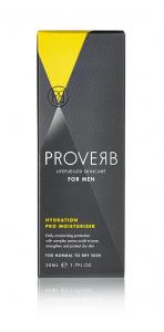 Crema pro hidratanta pentru barbati 50 ml Proverb1