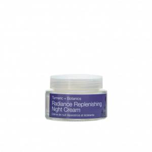 Crema puternic hidratanta de noapte cu extract de turmeric   ten uscat Radiance   Urban Veda 50 ml [0]