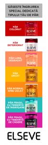 Set 3x Sampon pentru protejarea culorii Elseve Color Vive, 250 ml [7]