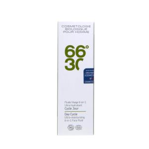 Emulsie 66°30 6in1 BIO, ultra hidratanta, pentru barbati, 15 ml1