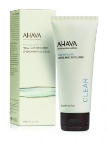Exfoliant facial cu namol, Ahava, 100 ml1