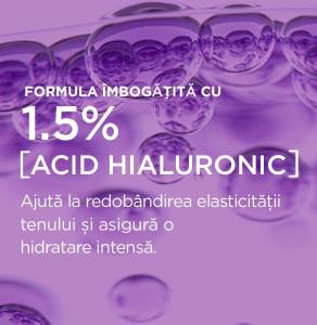 Pachet 2x Fiole antirid L'Oreal Paris Revitalift Filler,  cu Acid Hialuronic6