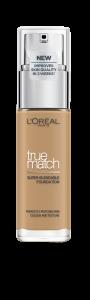 Fond de ten True Match 6.5D6.5W Golden Toffee - 30ml0