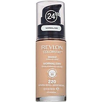 Fond de ten Revlon ColorStay No.220 Natural Beige, Normal/Dry, 30ml [0]