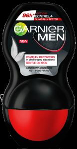Garnier Mineral Action Control Clinically Tested Deodorant antiperspirant roll-on pentru barbati, 50 ml0