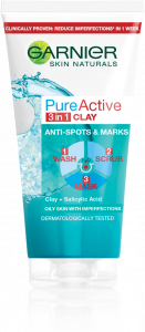 Gel de curatare Pure Active 3 in 1, 150 ml Skin Naturals0