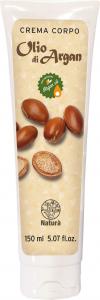 Lotiune de corp nutritiva cu ulei de argan La Dispensa 150 ml1