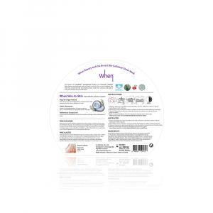 Masca coreeana din bioceluloza WHEN, pentru fermitatea sânilor, 30 ml1