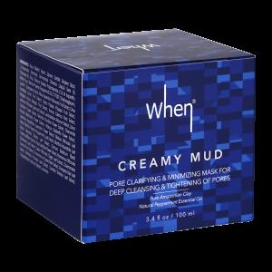 Masca coreeana WHEN, detoxifianta, pentru minimizarea porilor, 100 ml2