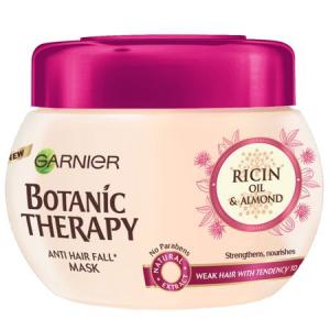 Masca de par Garnier Botanic Therapy Ulei de Ricin si Migdale, pentru par fragil cu tendinta de cadere 300 ml