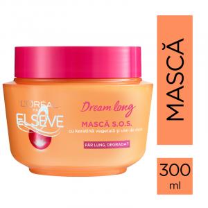 Masca pentru par lung S.O.S.Dream Long, degradat, 300 ml1