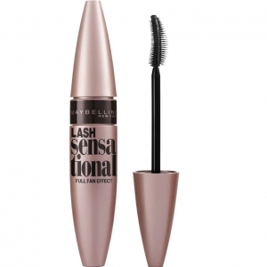 Set 2x Mascara Maybelline efect gene evantai Lash Sensational, Black, 9.5 ml OLD1
