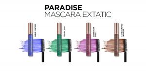 Mascara L`Oreal Paris Paradise Extatic, Green Divine Wine3