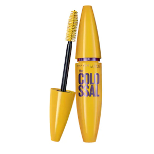 SET 1+1 GRATUIT Mascara Maybelline New York The Colossal, Negru, 10.7ml