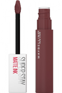 Ruj lichid mat Maybelline Superstay Matte Ink, 160 Mover 5ml1