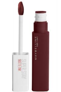 Ruj lichid mat Maybelline Superstay Matte Ink, 145 Composer 5ml0
