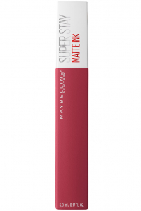 Ruj lichid mat Maybelline Superstay Matte Ink, 80 Ruler 5ml0