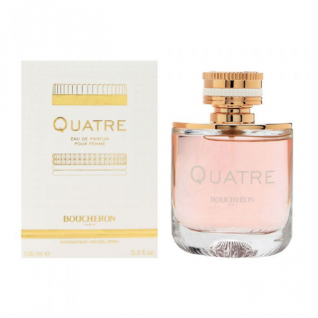 Parfum Boucheron Quatre 100 ml, femei, Floral - Fructat [0]