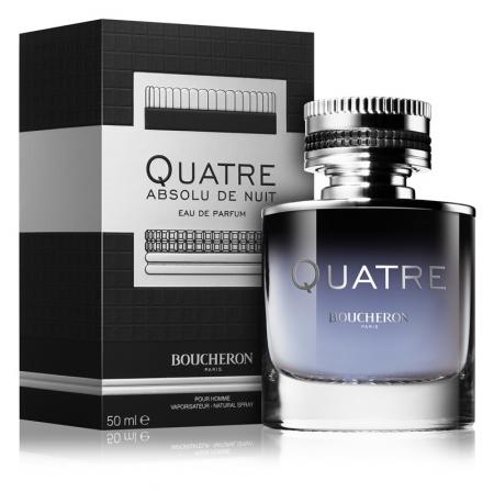 Parfum Boucheron Quatre Absolu de Nuit Homme 50 ml, pentru barbati [1]