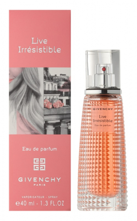 Parfum Givenchy Live Irresistible 40 ml, femei, Floral - Fructat [1]