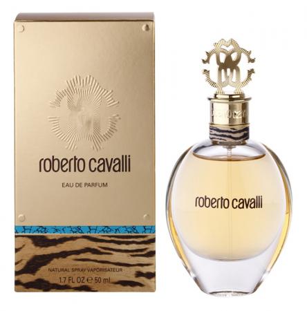 Parfum Roberto Cavalli Eau de Parfum 50 ml, femei, Oriental - Floral [1]
