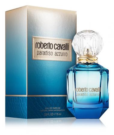 Parfum Roberto Cavalli Paradiso Azzurro 75 ml, femei, Floral - Acvatic [1]