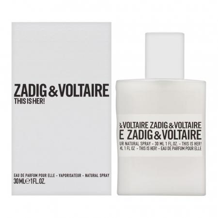 Parfum Zadig & Voltaire This Is Her! 30 ml, pentru femei [1]