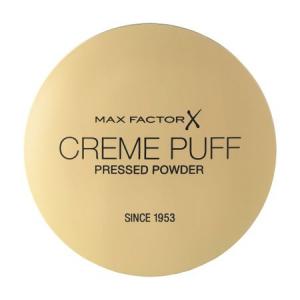 Pudra compacta Max Factor Creme Puff, 042 Deep Beige, 21 g0